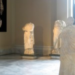 Istanbul Statues