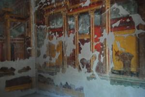 Sitting Room Frescoes, Villa of Poppea